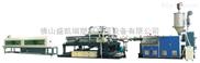 PVC、PE波纹管生产线