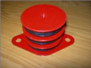 厂家供应空压机减震 橡胶减震器价格 红色三层减震器 可订做