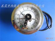 泡沫成型机用电接点压力表(-1BAR~+3BAR)