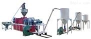 PVC磨面热切造粒机|PVC塑料造粒机|回收造粒机