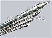 挤出机螺杆料管-注塑机机筒螺杆-国宏品质优良