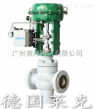 进口电动蒸汽调节阀_中国塑料机械网图片