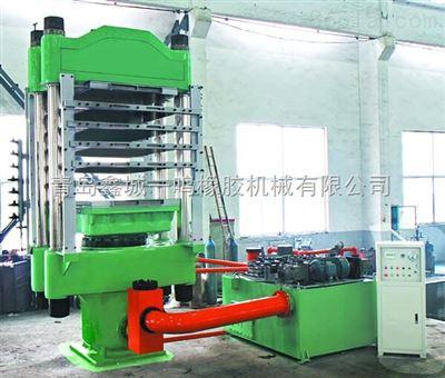XLB-Q1500*2250*6大型柱式EVA板材发泡机、