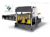 双边自动送料精密液压四柱平面裁断机