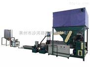 供應塑料機械,全自動塑料造粒機組1