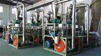 PVC高速磨粉机原理
