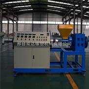 80-長期生產塑料裝飾條擠出機 pvc塑料擠出機