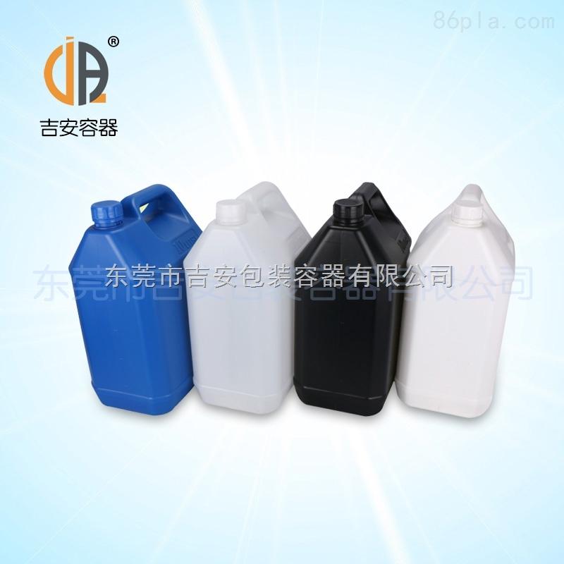 5l塑料桶塑料扁罐 2.5升包装化工罐