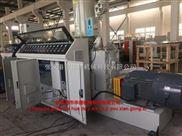 HDPE,LDPE排污管给水管塑料管材挤出机生产线