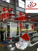 专业生产 国豪牌PP薄膜生产设备小型吹膜机