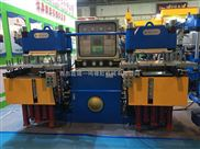 高精密度自動快速前頂4RT開模熱壓成型機