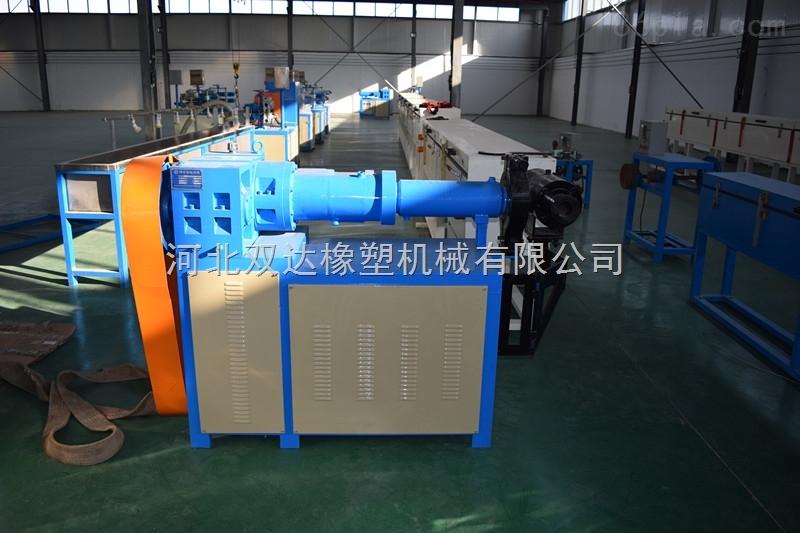 65 专用供应硅胶管挤出机
