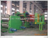 青岛鑫城一鸣供应橡胶三辊压延机 合金冷硬铸铁辊筒压延机