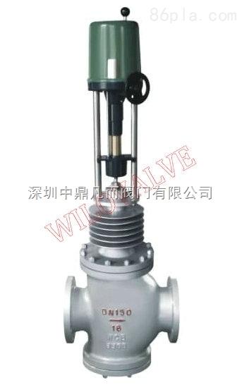 进口电动笼式调节阀-德国技术制造工艺_中国塑料机械网图片