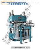 塑料非標客制平板硫化機