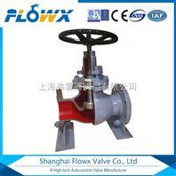 意大利暗杆楔式铸铁零泄漏闸阀  流动阻力小零泄漏闸阀  广泛用于自来水、污水